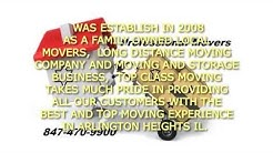 Arlington Heights Movers - Movers in Arlington Heights IL - Moving Companies Arlington Heights IL