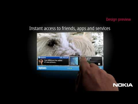 Symbian ^3 - Video Preview