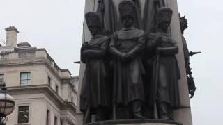 Памятник Крымской войне 1854-56 г. - Crimean War Memorial. London