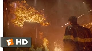 Backdraft (9/11) Movie CLIP - That's My Brother (1991) HD
