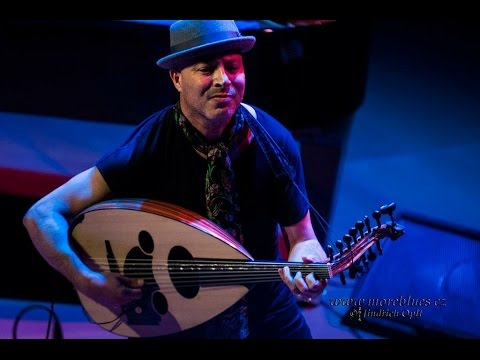 Dhafer Youssef - Dance Of The Invisible Dervishes (Festival International de Carthage)