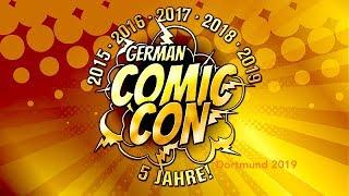 COMIC CON 2019 Dortmund 07.12.2019