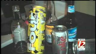 Four Loko Causing Health Concerns