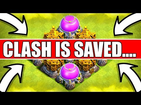 HOW SUPERCELL SAVED CLASH OF CLANS IN 2019!!!