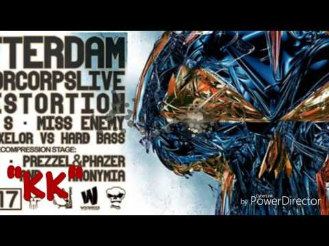 ROTTERDAM TERROR CORPS LIVE - DJ DISTORTION  05.01.17  (audio)