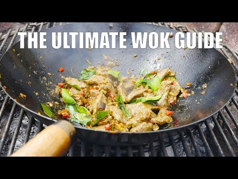 Why I cook 90% of my meals with a wok, the most versatile tool in the kitchen | Brothers Green Eats