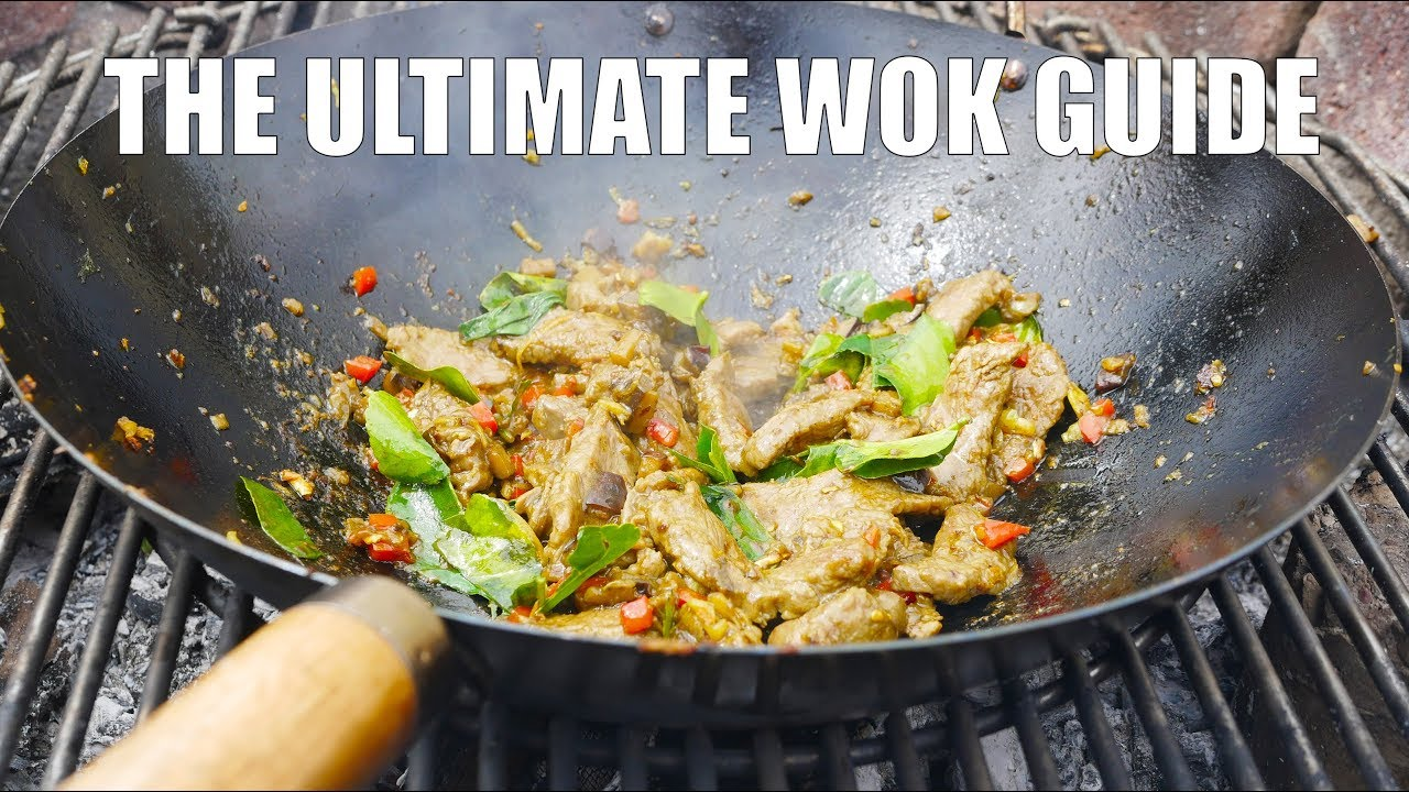 Why I Cook 90 Of My Meals With A Wok The Most Versatile Tool In The Kitchen Brothers Green Eats Youtube
