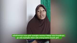 Dalam Rangka HUT Bhayangkara Ke -73 Tahun 2019, Ketua Bhayangkari Daerah Bali Ny. Barbara Golose did.