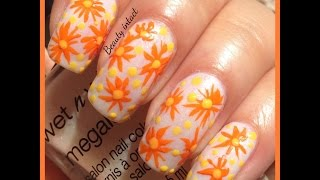 Easy fall nail art for beginners | Beauty Intact Thumbnail