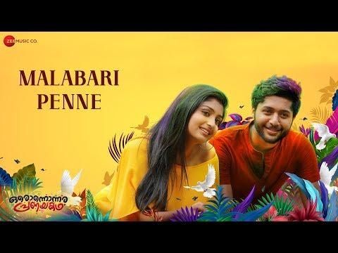 Malabari Penne - Oronnonnara Pranayakadha | Shebin Benson & Zaya David | Vineeth Sreenivasan