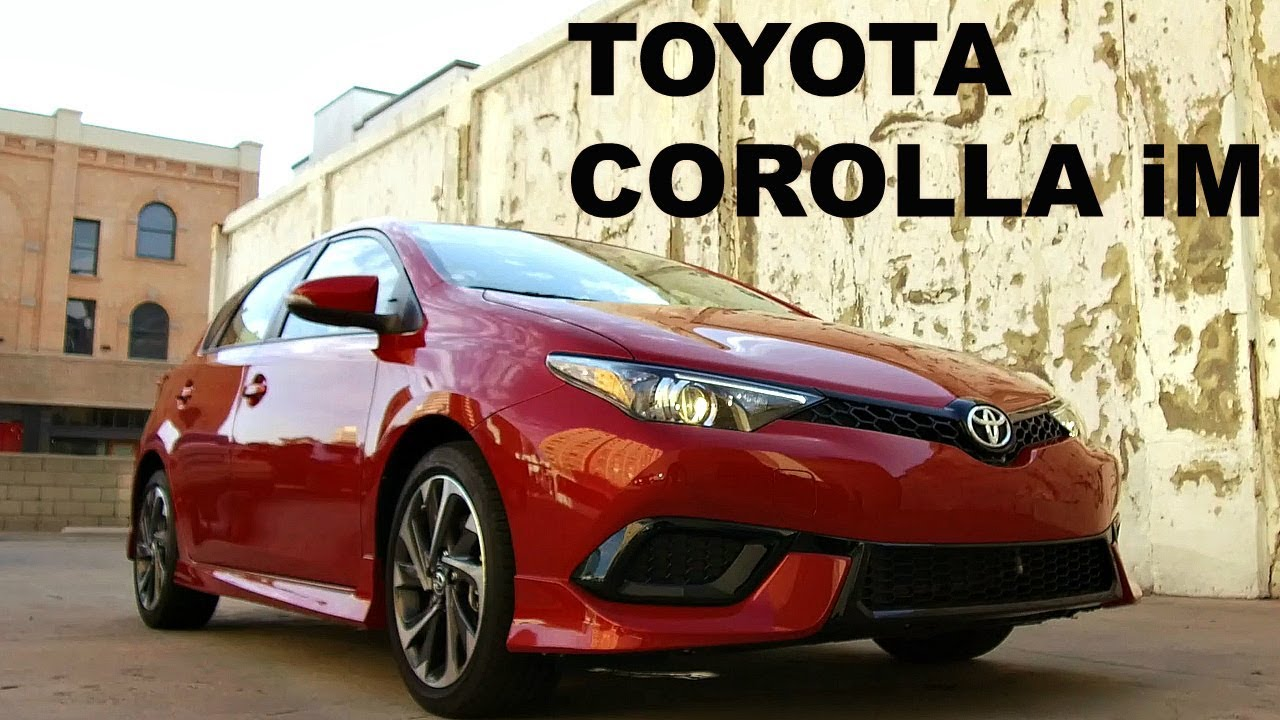 2017 Toyota Corolla Im Review And Road Test