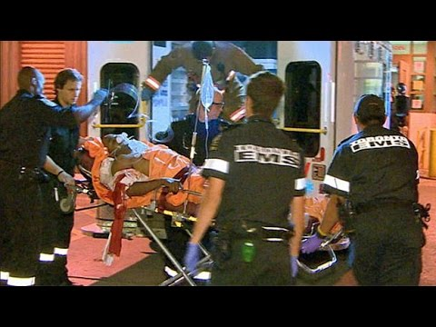 Deadly mayhem outside Toronto nightclub
