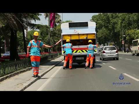 İstanbul Büyükşehir Belediyesi Trafik Güvenliği Tanıtım Videosu