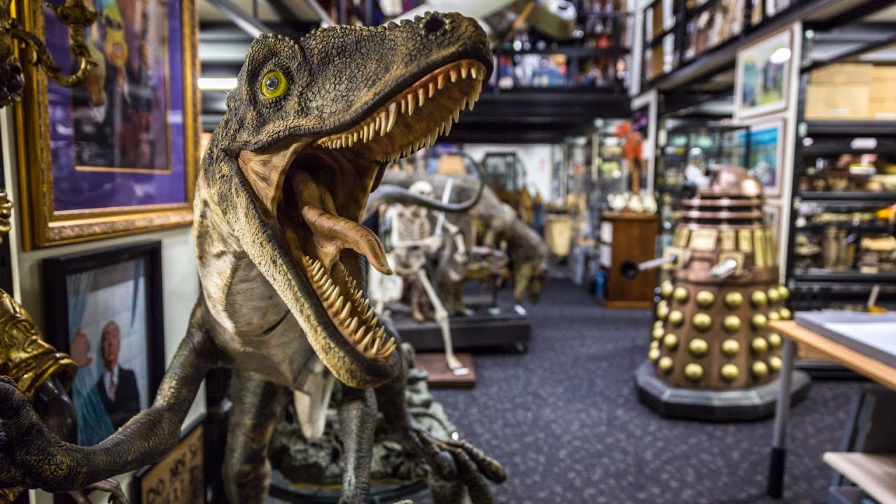 These Legendary Movie Props Are Up For Auction   Film Props