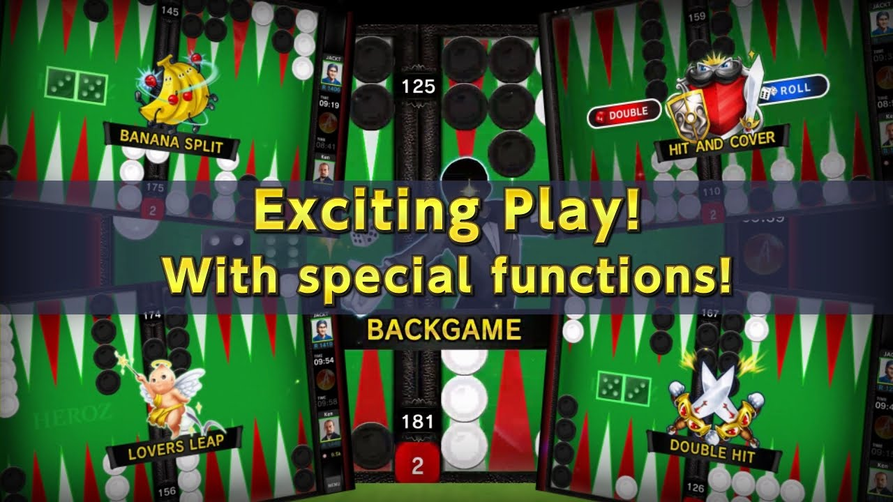 Best Online Backgammon Site