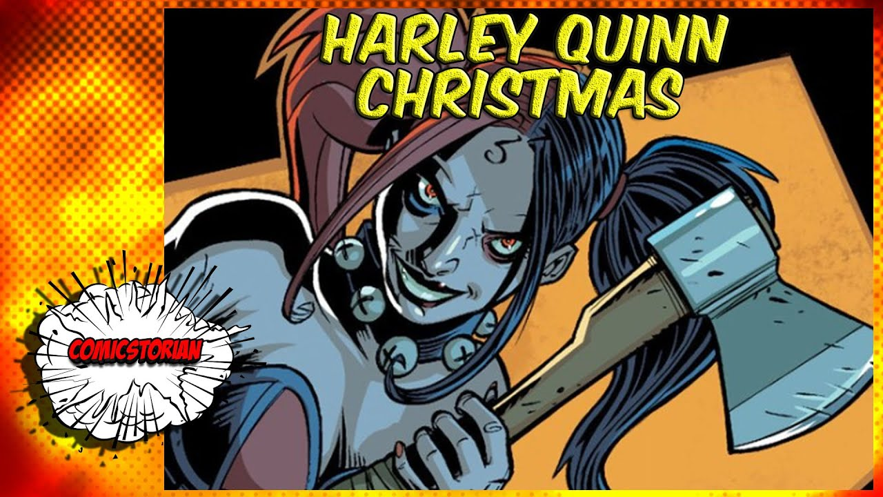 harley quinn christmas special complete story