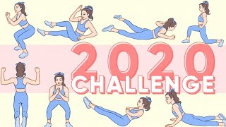 The 2020 Challenge. Are you in?