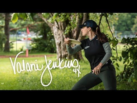 Valarie Jenkins 4X World Champion