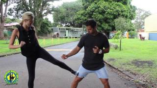Womens Self Defence Tip- Single Handed Wrist Grab