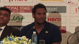 We always give 200% or 300% to Sri Lanka Cricket - Angelo Mathews
