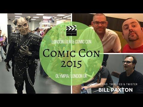 London Film & Comic Con 2015