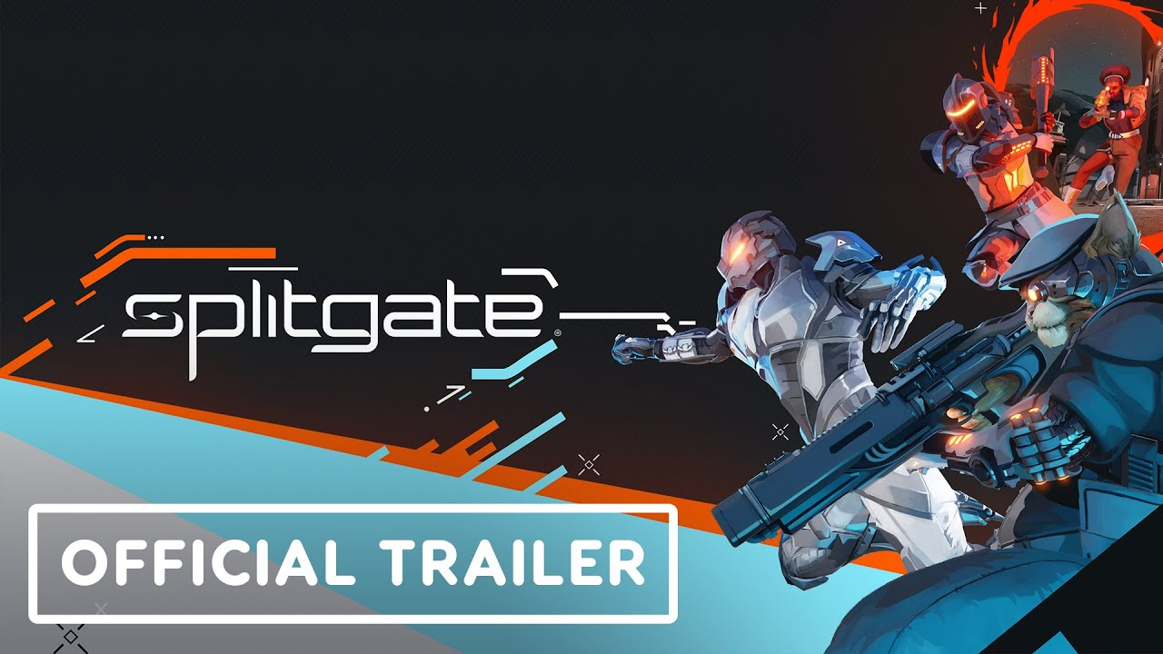 Splitgate - Official Console Release Date Trailer | Summer of Gaming 2021 - IGN