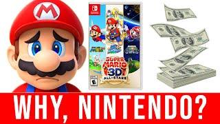 Nintendo Pulls A Scumbag Move With Super Mario 3D All-Stars