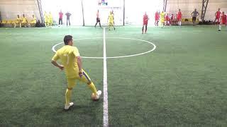 Полный матч YBC 2 4 Manzana 2 Турнир по мини футболу в Киеве