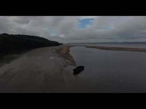 Sunken Ship River Tay