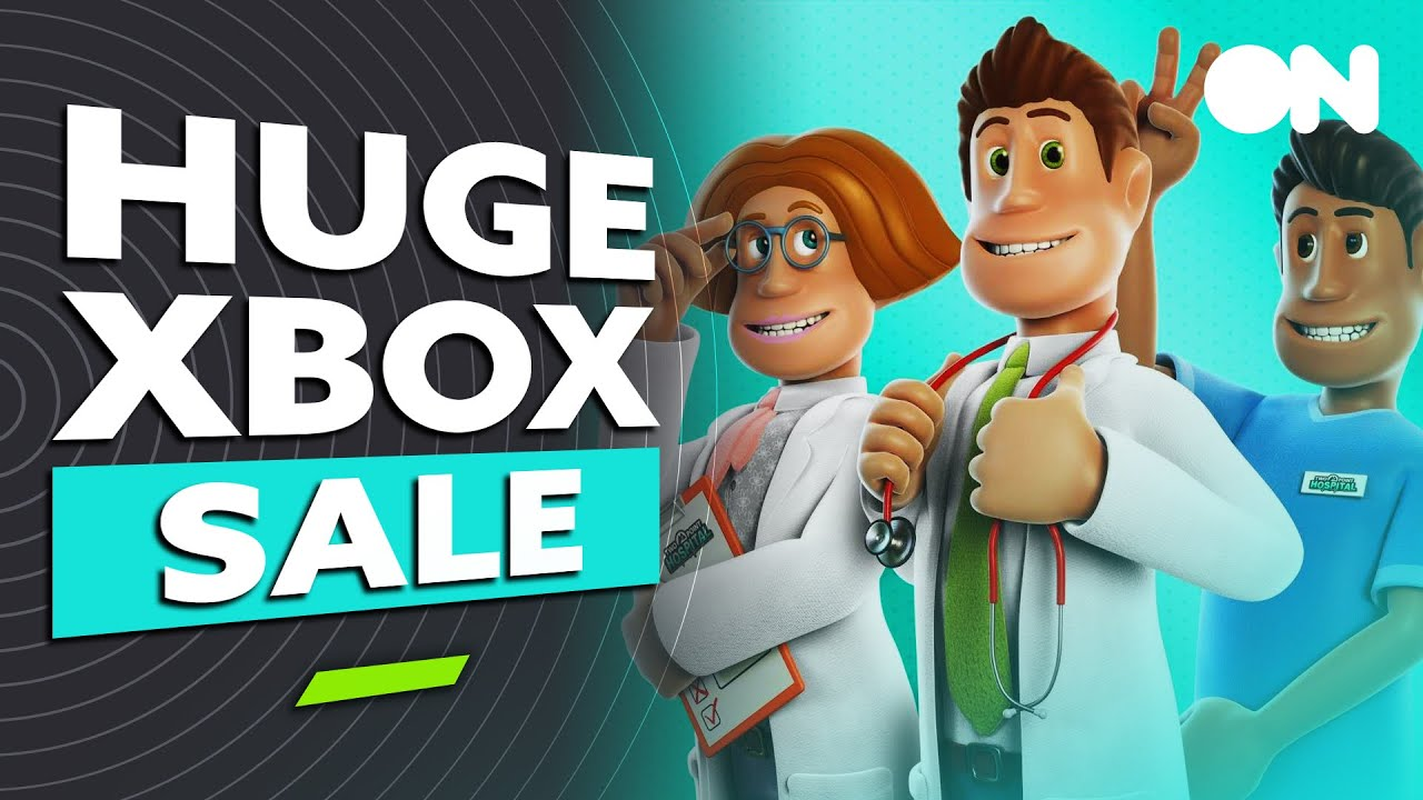 75% OFF XBOX GAMES | Two Point Hospital, It Takes Two, Tales From The Borderlands + MORE