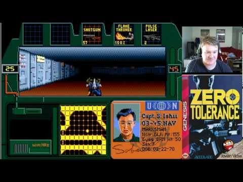 The Forgotten - Zero Tolerance (Technopop, 1994)