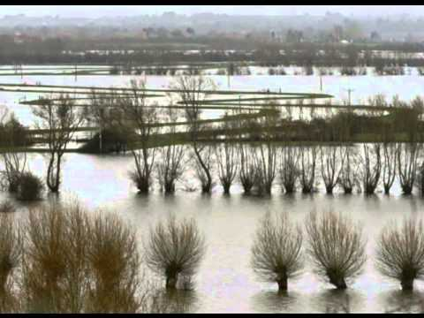 Somerset Levels flooding coverage Muchelney FLAG BBC 5 Live Victoria Derbyshire Wed29Jan14