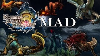 【MAD】Monster Hunter Tri 3 Ultimate - Welcome to the next generation!