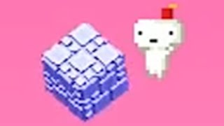 """FEZ #5 - """"Cubes in Time!"""""""