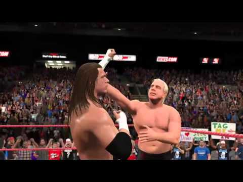 WWE 2K15 Universe Mode: Week #12 Part 1
