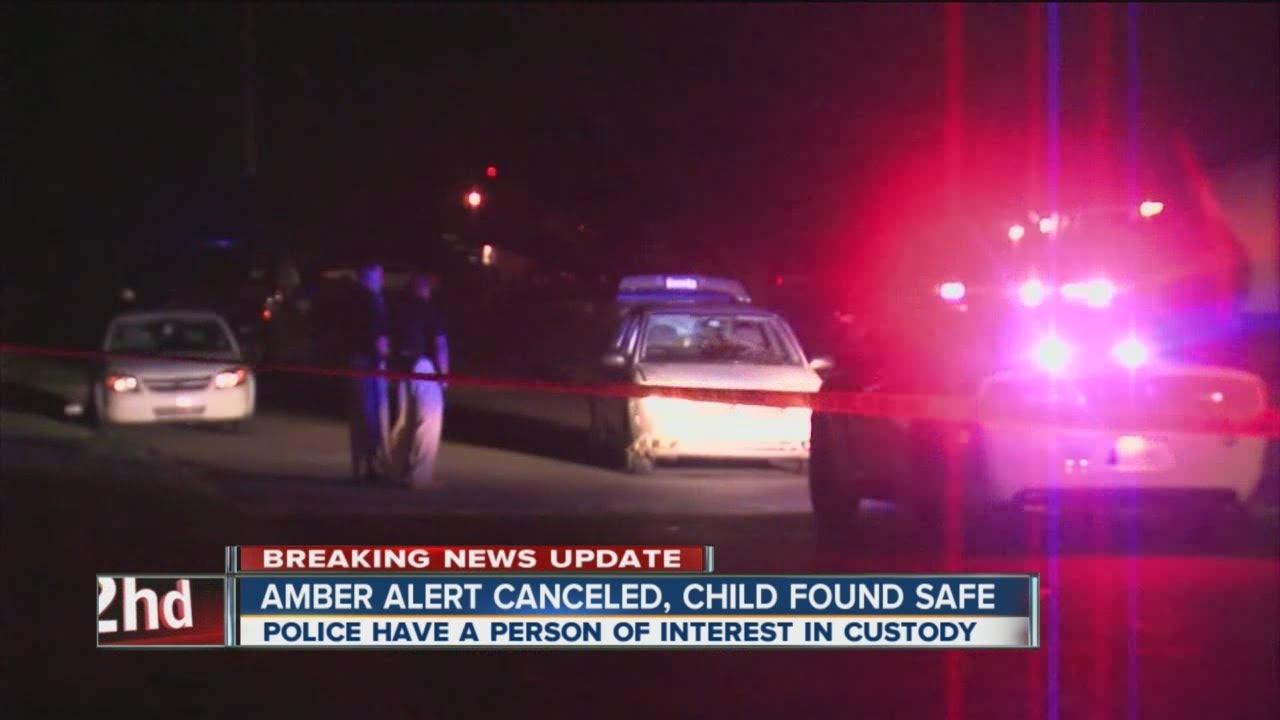 AMBER Alert: Pennsylvania Girl Located Safely, Suspect In Custody