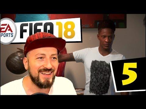 #5 TRİBÜNLER ALEX'İ YUHALIYOR! ⚽️ FIFA 18 YOLCULUK MODU