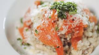 RISOTTO AU SAUMON FUME - Cooking with Bosch