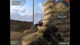 Battlefield 2: Mission 1