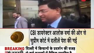 What if CBI chief is caught red-handed taking a bribe, SC asks Alok Verma's Lawyer