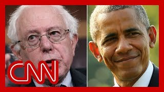 Bernie Sanders ad takes Obama's words out of context