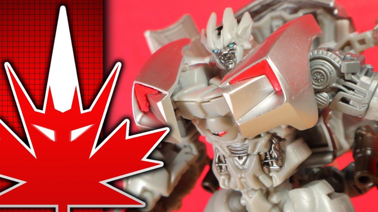 Transformers Studio Series Sideswipe Review by TFanPage101