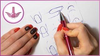 видео Как выбрать форму ногтей?