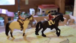 The Mystery at Silver Star Stables Season 2 Episode 13 - Schleich Horse series