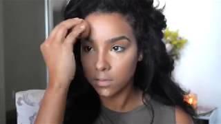 Natural Makeup Soft Eyeshadow Tutorial For Black Women Modern Renaissance