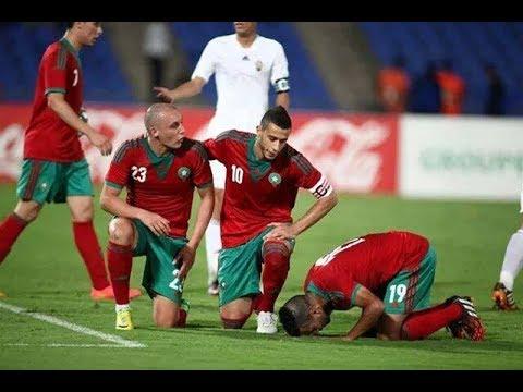 Maroc vs mali 6 0 liminatoires coupe du monde 2018 - Qualification coupe de monde afrique ...