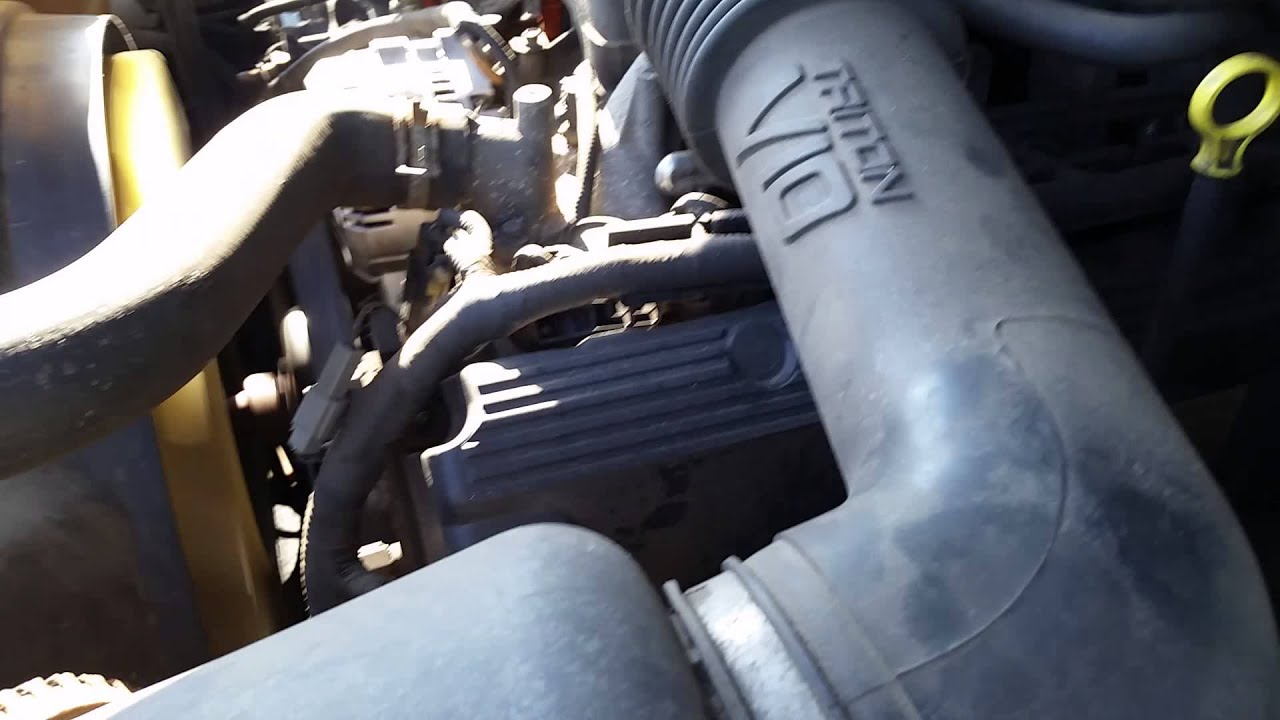 small resolution of ford f350 bad a c clutch bearing noise 6 8l v10