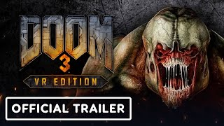 DOOM 3 VR Edition - Official Announce Trailer