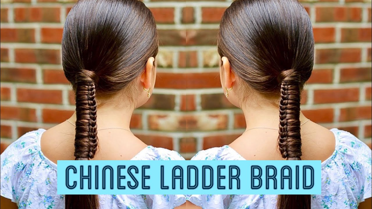 Chinese ladder braid