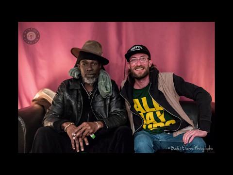 Vaughn Benjamin - Akae Beka (ex Midnite) - Interview - 20/04/17